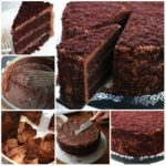 """Шоколадный торт """"Пеле"""" - моя визитная карточка"""