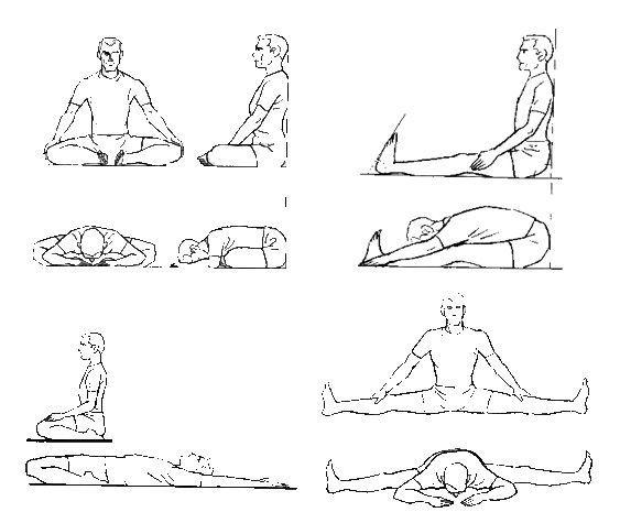 4 упражнения против старения 6
