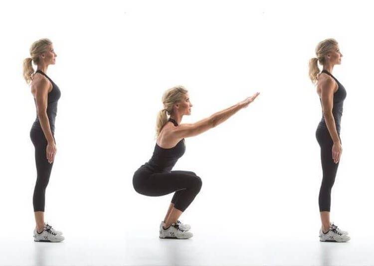 5 ежедневных упражнений, которые нужно делать всем женщинам после 40 лет 7