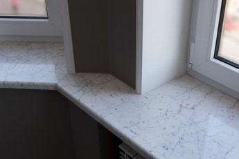 Делаем желтый подоконник или холодильник белыми: простой метод 1