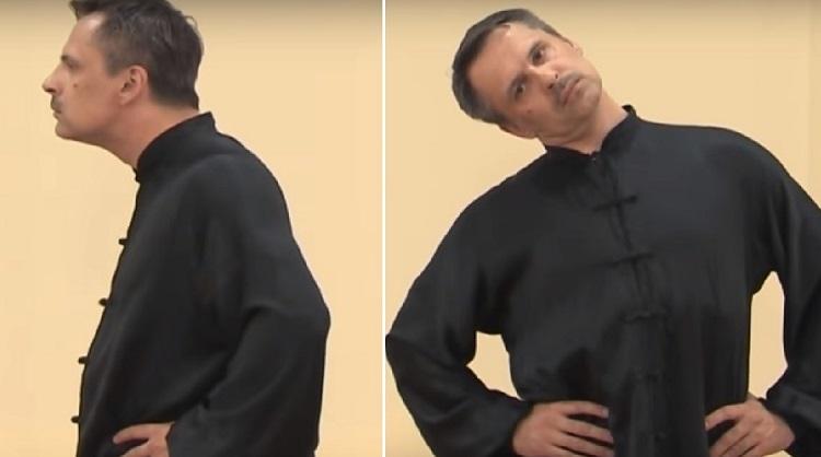 Гимнастика Бутримова: возвращает шейные позвонки на место и улучшает кровообращение 6