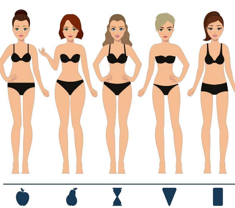 Питание по типу фигуры: индивидуальная программа снижения веса 5