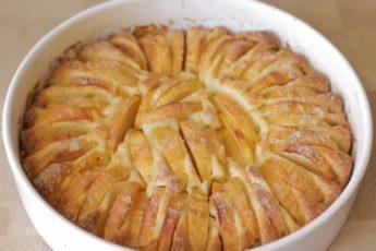 По несколько раз в неделю пеку этот яблочный пирог с хрустящей корочкой и не надоедает 1