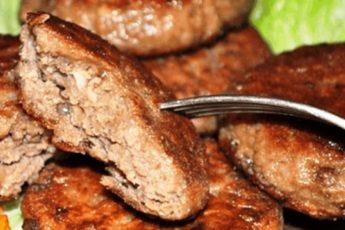 Рецепт оригинальных печеночно-картофельных котлет. Простой рецепт бюджетного блюда 1