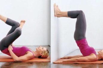 Делайте эти упражнения 14 дней и заметите, как исчезает ваш животик 1
