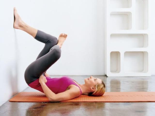Делайте эти упражнения 14 дней и заметите, как исчезает ваш животик 5