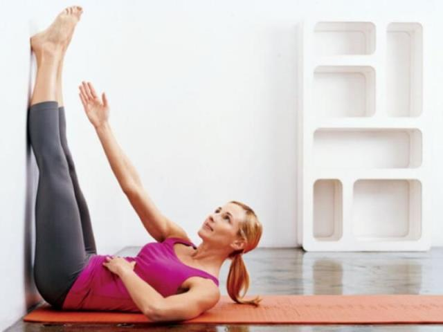 Делайте эти упражнения 14 дней и заметите, как исчезает ваш животик 6