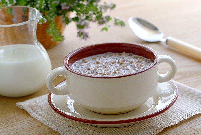 buckwheat-porridge-with-milk