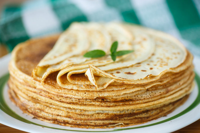 many-thin-pancakes
