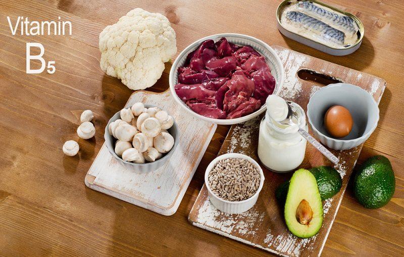 foods-highest-in-vitamin-b5