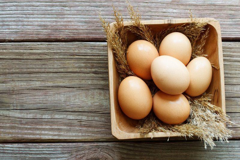 brown-eggs