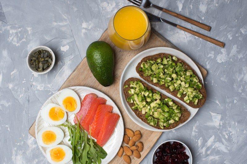 healthy-protein-breakfast
