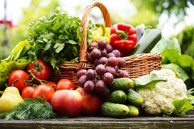 fresh-organic-vegetables-in-wicker-basket-in-the-garden