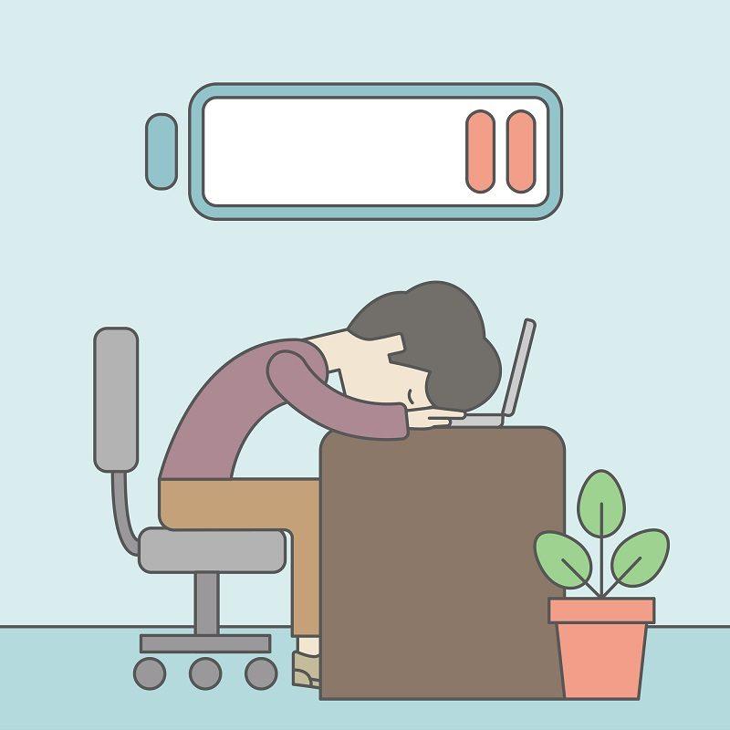 tired-employee